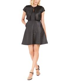 N Natori Maze Jacquard Dress