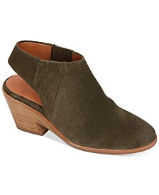 Gentle Souls by Kenneth Cole Women's Blaise Slingback Booties