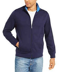 Men's Regular-Fit Stretch Full-Zip Tech Fleece Sweatshirt, Created For Macy's
