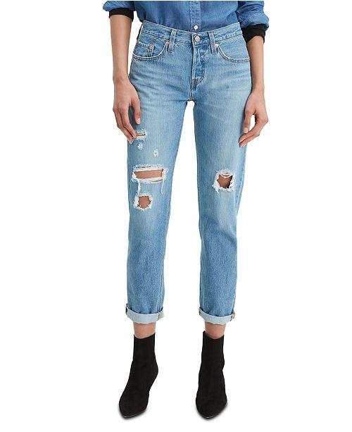 Levi's Women's 501 Taper Jeans & Reviews Women Macy's