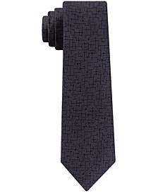 Men's Circuit Dash Slim Silk Tie