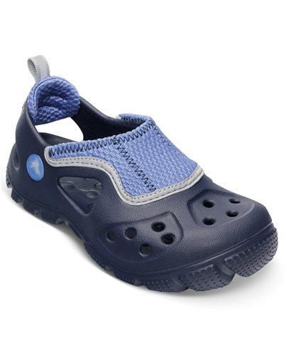 Crocs Kids Shoes, Girls or Boys Crocband Micah ii Sandals