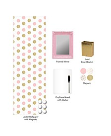 Confetti Dot Locker Kit