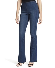 Junior Pull On Flare Jeans