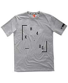 H4X Men's Wall Logo Graphic T-Shirt