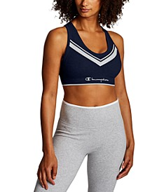 Chevron Mid-Impact Sports Bra