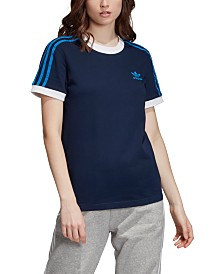 adidas Originals Adicolor Cotton 3-Stripe T-Shirt