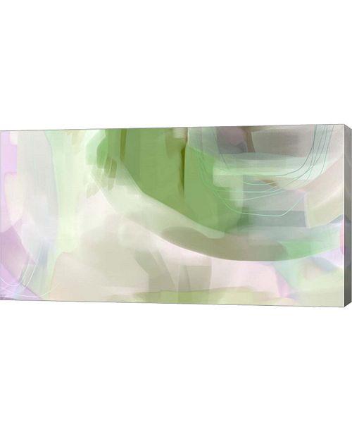 "Metaverse Fading Away B by Delores Naskrent Canvas Art, 37.5"" x 20"""