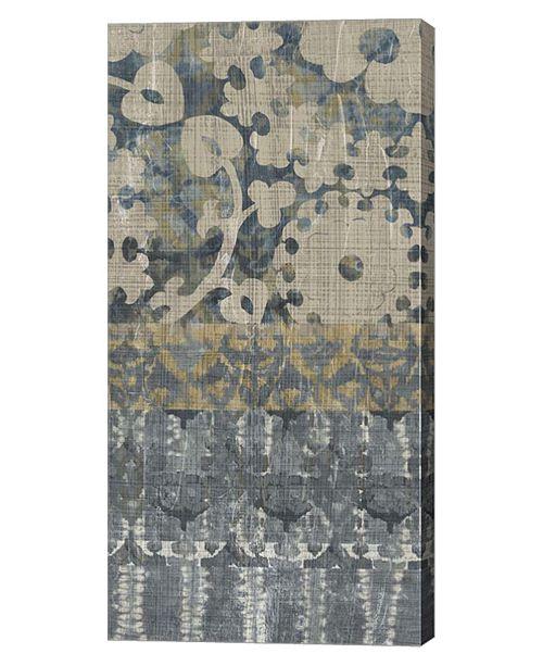 "Metaverse Cloth Collector II by Chariklia Zarris Canvas Art, 18"" x 36"""