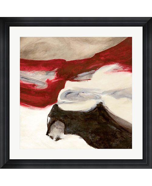 "Metaverse Katana II by Jim Stone Framed Art, 32"" x 32"""