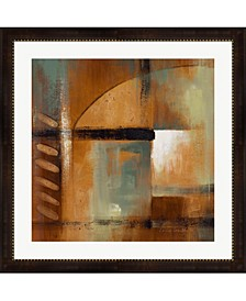 """Summer Soiree II by Lanie Loreth Framed Art, 32"""" x 32"""""""