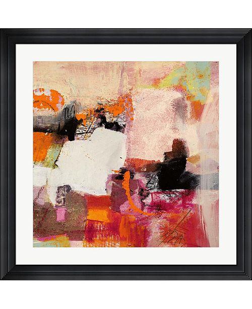 "Metaverse Colors of Summer II by Arthur Pima Framed Art, 32"" x 32"""