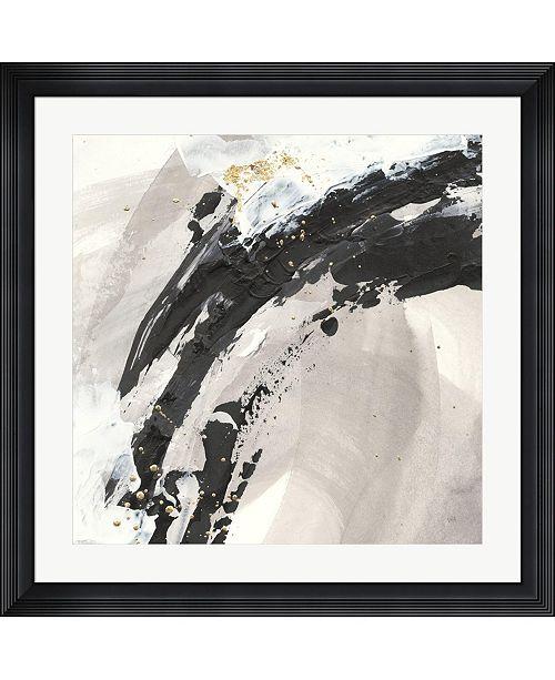 "Metaverse Galaxy I by Chris Paschke Framed Art, 32"" x 32"""