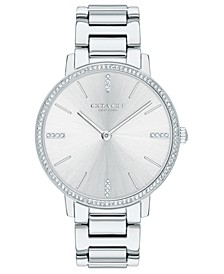 Women's Audrey Stainless Steel Bracelet Watch 35mm