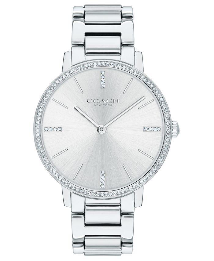 COACH - Women's Audrey Stainless Steel Bracelet Watch 35mm