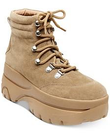 Steve Madden Women's Husky Platform Sneakers