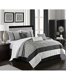 Willow 7-Pc. Queen Comforter Set