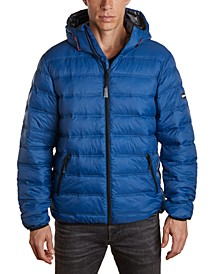 Men's Light Weight Puffer Jacket