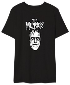 The Munsters Men's Graphic Tshirt