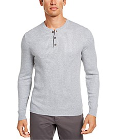Men's Luxe Henley Shirt