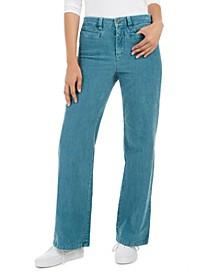 Juniors' Cotton Corduroy Pants
