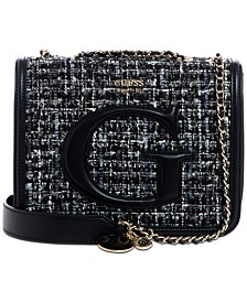GUESS Chrissy Convertible Flap Crossbody