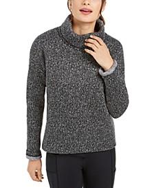 Women's Chillin™ Fleece Turtleneck Sweater