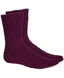 Women's Super Soft Solid Crew Socks, Created For Macy's