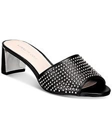 Women's Nash Studded Dress Sandals