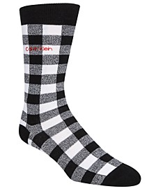 Men's Buffalo Plaid Socks