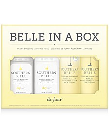 4-Pc. Belle In A Box Volume-Boosting Essentials Travel Set