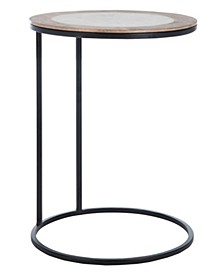 Gemma Agate Side Table