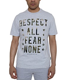 Men's Respect All Graphic T-Shirt