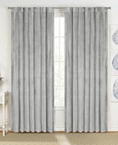 94 inch drop curtains
