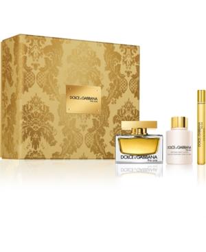 Dolce & Gabbana Beauty The One Eau De Parfum Set ($177 Value)