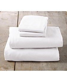 Great Bay Home Solid Full Sheet Set