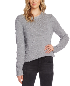 Vince Camuto Sweaters COTTON POPCORN SWEATER