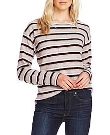 Cozy Striped Top