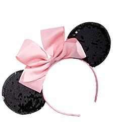 Little & Big Girls Mouse Ears Bow Headband