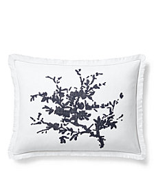 "Lauren Ralph Lauren Eva Silhouette 15"" X 20"" Decorative Throw Pillow"