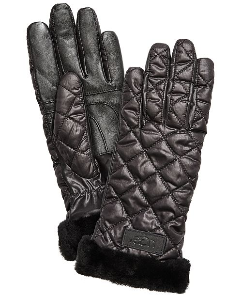 UGG® Quilted Performance Gloves