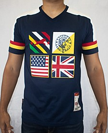 Men's Multi-Flag Graphic T-Shirt