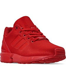 Boys Originals ZX Flux Casual Sneakers from Finish Line