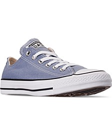 Unisex Chuck Taylor All Star Low Top Casual Sneakers from Finish Line