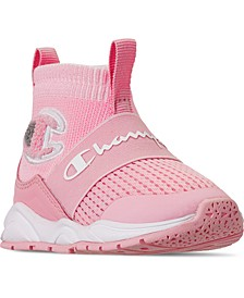 Toddler Girls Rally Pro Casual Athletic Sneakers from Finish Line