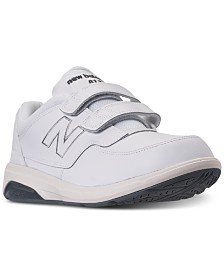 New Balance Men's 813 Stay-Put Closure Wide Width Walking Sneakers from Finish Line