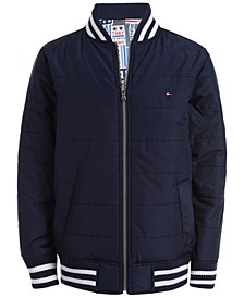 Big Boys Carter Reversible Bomber Jacket