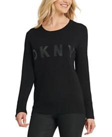 DKNY Logo Sweater