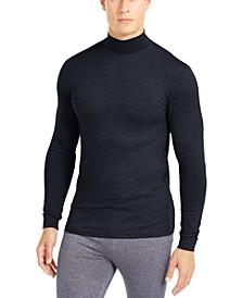 Men's Base Layer Mock-Neck Shirt