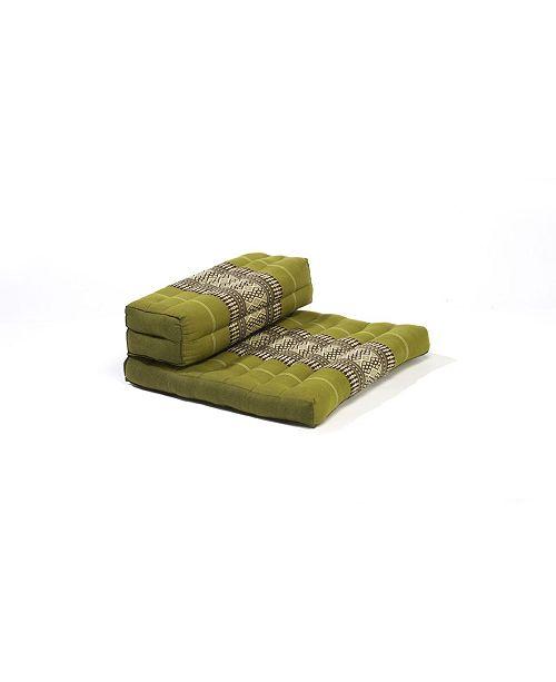"""My Zen Home Dhyana Floor Cushion, 24"""" x 20"""""""